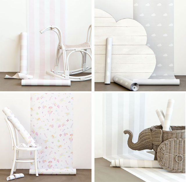 Tapete Furs Babyzimmer By Zara Home Kids Kindertage Design Im Kinderzimmer