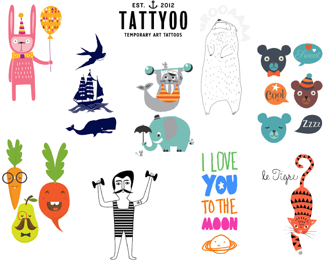 tattoos-tattyoo