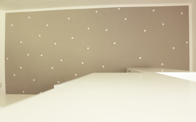 Farbige Tapeten Bei Auszug : + DIY Wandgestaltung & Tapeten, die es dann doch nicht geworden sind